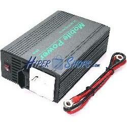Inversor eléctrico onda modificada 12V a 220V de 500W
