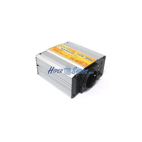Inversor eléctrico onda modificada 24V a 220V de 150W