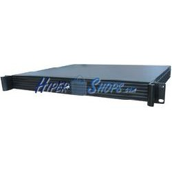 Caja rack19 IPC ATX 1U F365mm 2x3.5 RackMatic