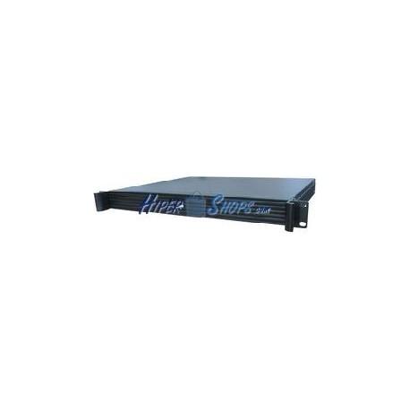 Caja rack19 IPC ATX 1U F365mm 2x3.5 RackMatic