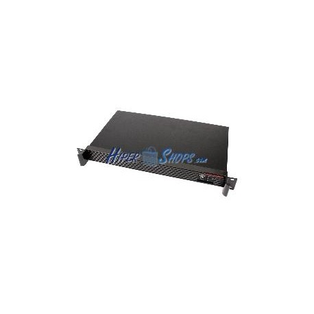 Caja rack19 IPC ATX 1U F250mm 1x3.5 2x2.5 RackMatic