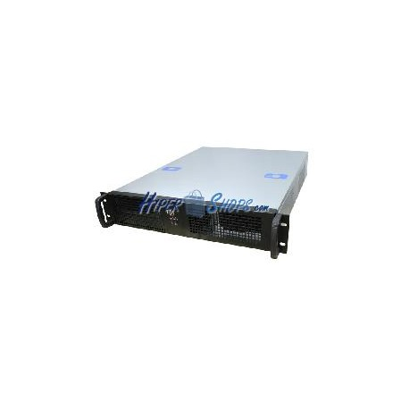 Caja rack19 IPC ATX 2U F550mm 2x5.25 4x3.5 RackMatic