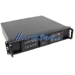 Caja rack19 IPC ATX 2U F400mm 1x5.25 3x3.5 RackMatic