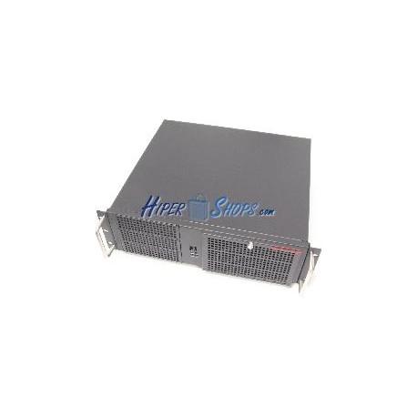 Caja rack19 IPC ATX 3U F390mm 3x5.25 8x3.5 RackMatic