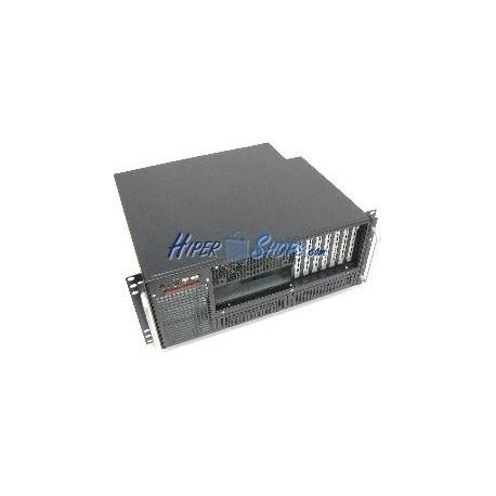 Caja rack19 IPC ATX 4U F380mm 2x5.25 6x3.5 RackMatic