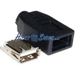 Conector USB (A-Hembra)