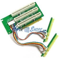 Riser Card 59.00mm (3x3 PCI32)