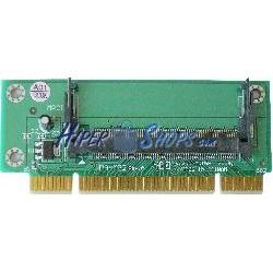 Adaptador MiniPCI a PCI (sin bracket)