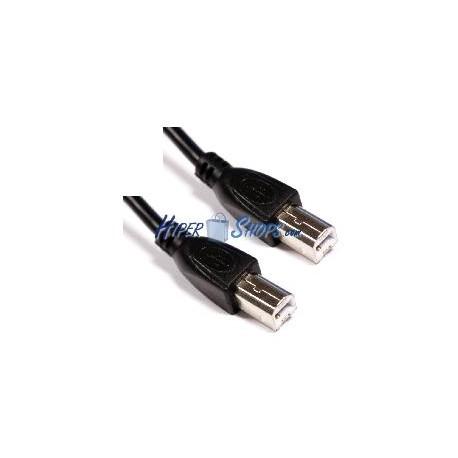 Cable USB 2.0 (BM/BM) 1.8m