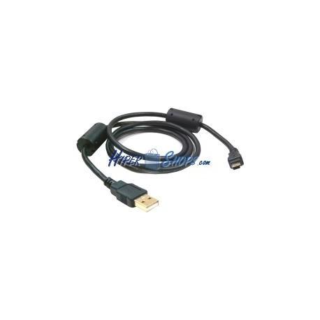 Super Cable USB 2.0 (AM/MiniUSB5pin-M Tipo B) 1.8m