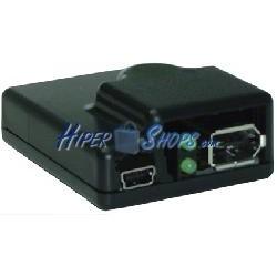 Kit de conexión SATA-HDD a 1394a+USB2 (Sin fuente)