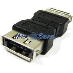 Adaptador eSATA+USB (eSATA+USB H a eSATA+USB H)