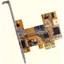 Adaptador PCI-Express a SATA2 RAID (1 INT + 1 EXT)