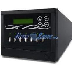 Duplicadora USB EZ-Dupe de 1 a 6 puertos