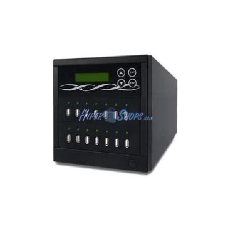 Duplicadora USB EZ-Dupe de 1 a 13 puertos