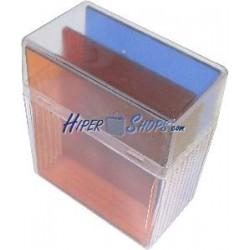Caja para 10 filtros cuadrados 84mm compatible Cokin