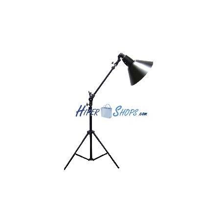 Foco de luz continua de 65° y diámetro de 265 mm
