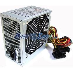 Fuente de alimentación de 220VAC PC 500W ATX-EPS12V silenciosa