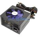 Fuente de alimentación de 220VAC PC 600W ATX-EPS12V silenciosa